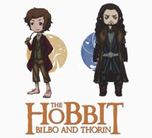 Bilbo and Thorin  by cinematography
