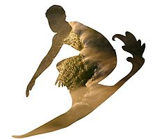 surfer gold by julley