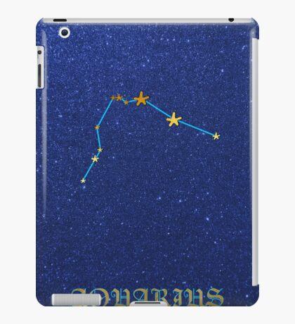 Constellations - AQUARIUS iPad Case/Skin