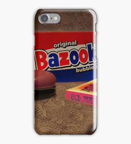 AW DO U REMEMBER THESE?? >> PICTURE AND OR CARD iPhone Case/Skin