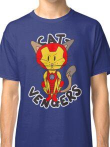 Iron Cat Classic T-Shirt