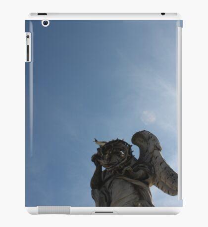 Angel Statue of Rome iPad Case/Skin