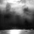 Melbourne fog by BeninFreo
