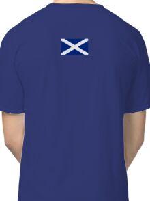Scottish Flag Dress Skirt Classic T-Shirt