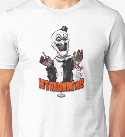 Art The Clown Unisex T-Shirt