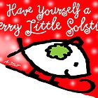 Have Yourself a Merry Little Solstice! by atheistcards