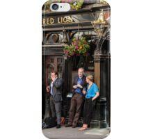 London Pub iPhone Case/Skin