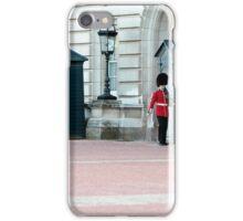 Sentry Duty, Buckingham Palace, London iPhone Case/Skin