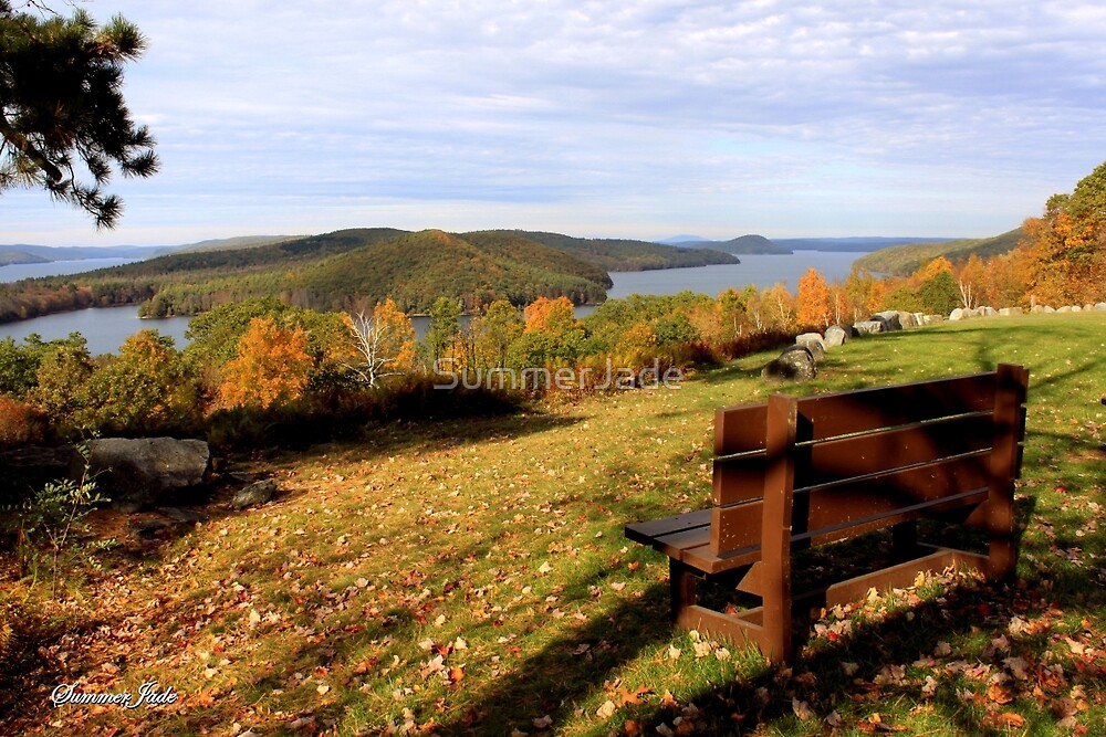 Enfield Overlook ~ at The Quabbin by SummerJade