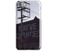 You've Changed iPhone Case/Skin