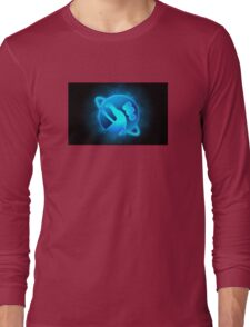Hitchhikers Guide To The Galaxy Long Sleeve T-Shirt