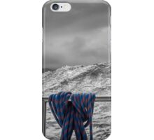 Sailing around South West Cape of Tasmania iPhone Case/Skin