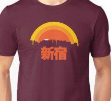 Shinjuku Sunset Unisex T-Shirt