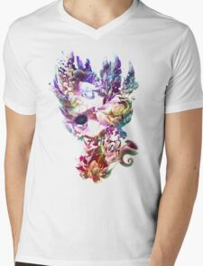 Birth and Death Mens V-Neck T-Shirt