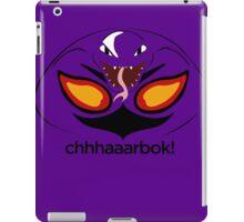 Charbok! iPad Case/Skin