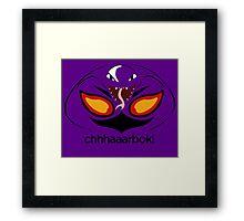 Charbok! Framed Print