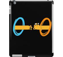 Its Portals Time! iPad Case/Skin