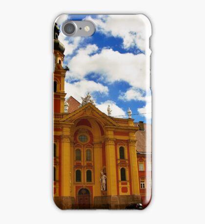 Monastery of Wilten Innsbruck  iPhone Case/Skin
