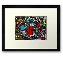 Abstract-27 Framed Print