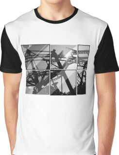 Roller coaster t-shirt Graphic T-Shirt