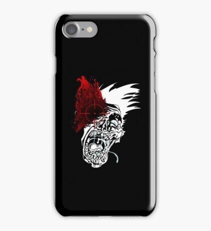 Zombie Survival Victory iPhone Case/Skin