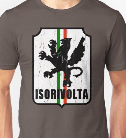 Bizzarrini ISO Rivolta Distressed Emblem Unisex T-Shirt