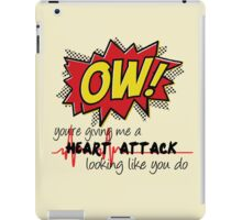 Heart Attack iPad Case/Skin
