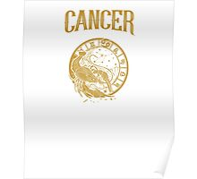 A Big Cup of Wonderful Cancer Poster