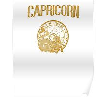 A Big Cup of Wonderful Capricorn Poster