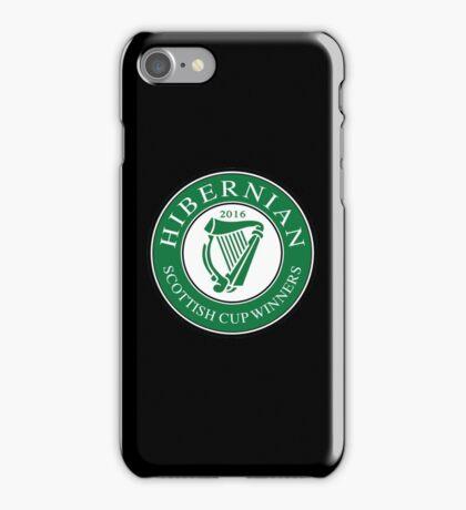 Hibernian iPhone Case/Skin