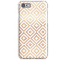 ROSE GOLD FOIL iPhone Case/Skin