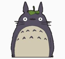 Totoro - Big Totoro is big Kids Tee