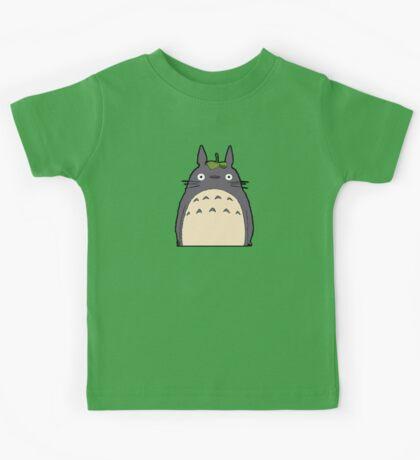Totoro - Big Totoro is big Kids Tee