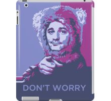 Bill Bear Murray iPad Case/Skin