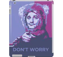 Bill Bear Murray iPad Case/Skin