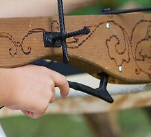 old crossbow by spetenfia