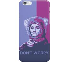 Bill bear murray iPhone Case/Skin