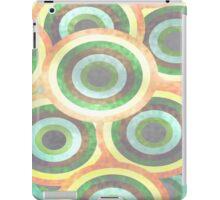 Retro Circles iPad Case/Skin