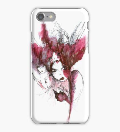 Darkest Wine iPhone Case/Skin