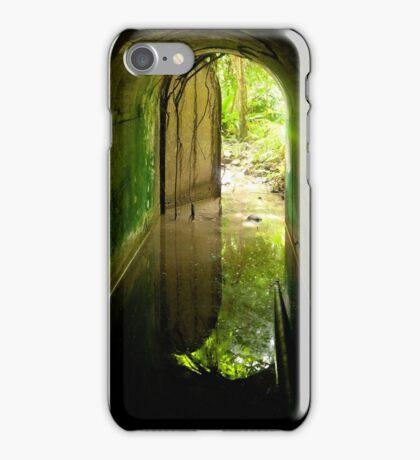 Lenger Island Portal - Pohnpei, Micronesia iPhone Case/Skin
