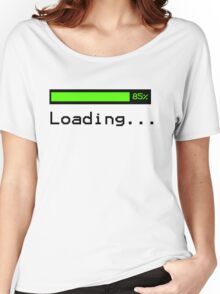 Loading... Women's Relaxed Fit T-Shirt