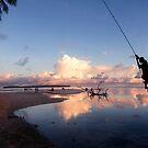 Swinger - Pakin Atoll, Micronesia by Alex Zuccarelli