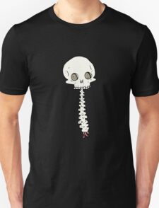 skull and spine T-Shirt