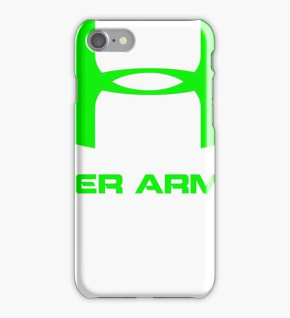 Under Armour 1 iPhone Case/Skin