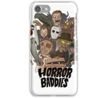 Horror Baddies iPhone Case/Skin