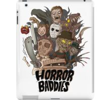 Horror Baddies iPad Case/Skin