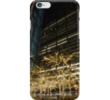 Millions of Christmas Lights in the Heart of Manhattan, New York City iPhone Case/Skin