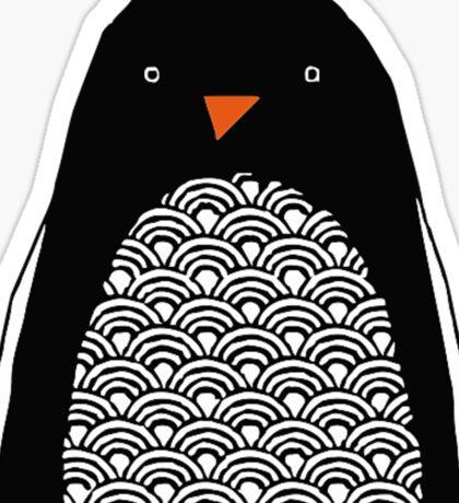 Happy Pinguin Sticker