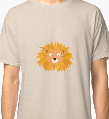 Sweating lion head Classic T-Shirt
