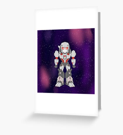 Megatron S2 Greeting Card